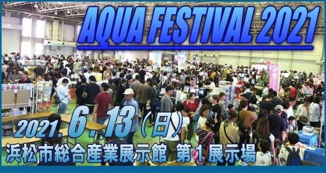 アクアフェスティバル2021|アクアライク|愛知県安城市|水槽販売・買取/大型魚(熱帯魚)販売/淡水エイ